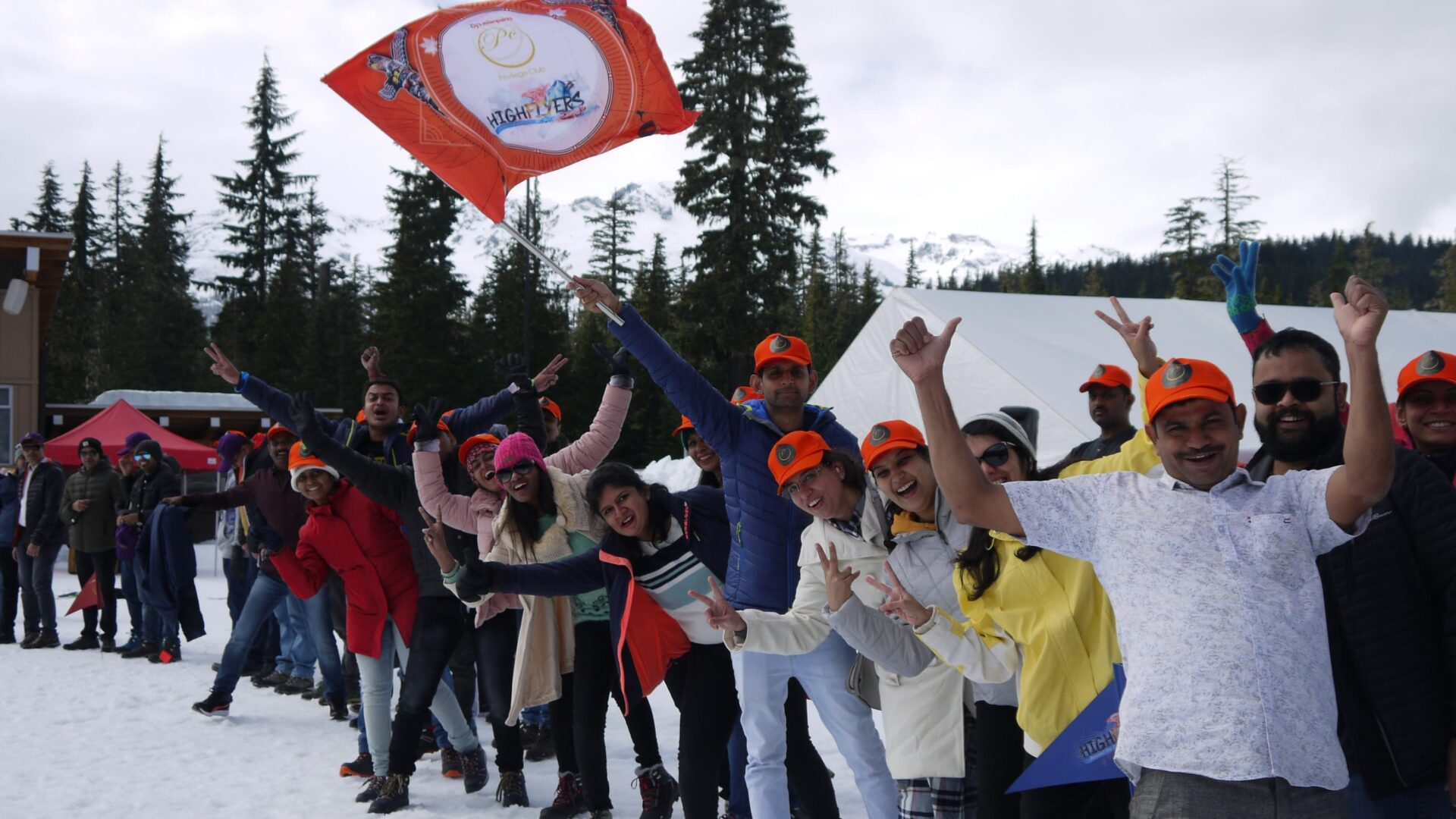whistler incentive trip