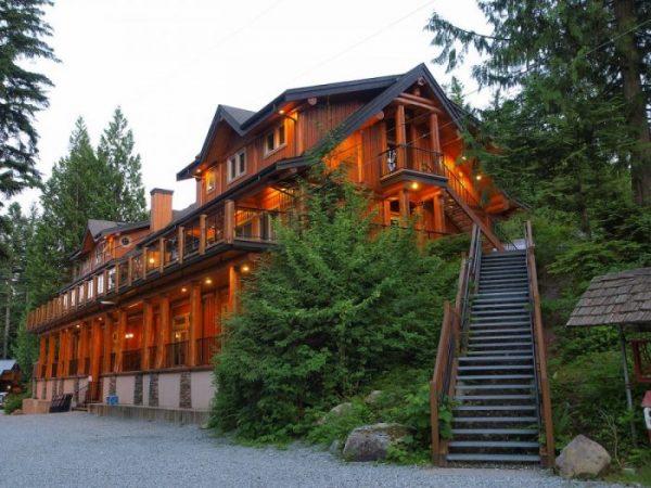 Family Adventure Retreat Loon Lake