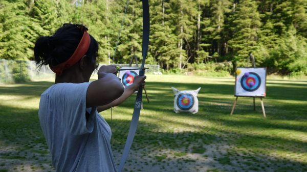 Loon Lake Camps Archery