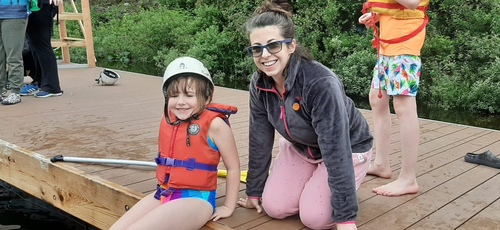 Pinnacle Pursuits Family Adventure Retreat
